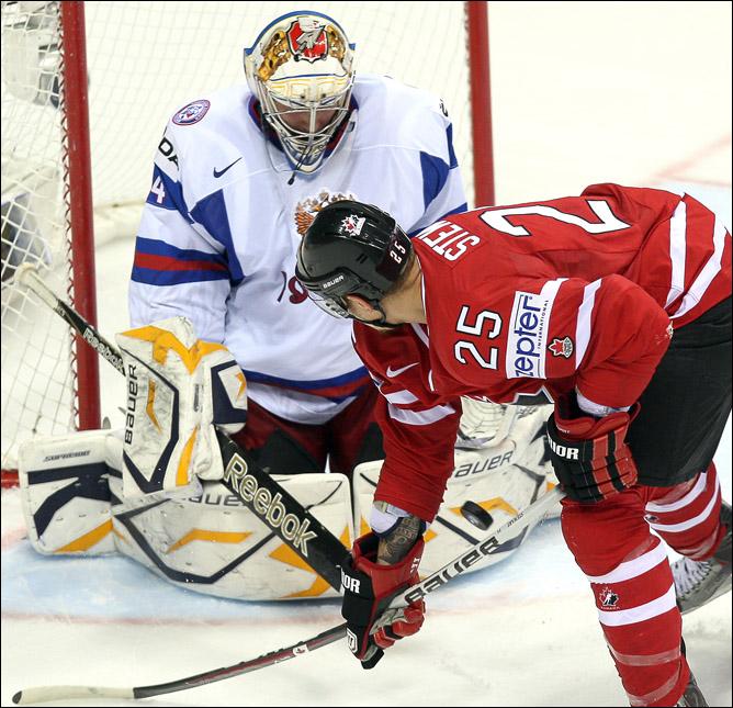 Россия – Канада: это было вчера