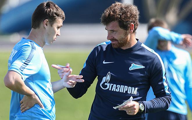 Александр Рязанцев и Андре Виллаш-Боаш
