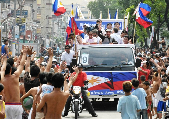 Пакьяо является идолом для филиппинского народа