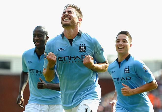 Хави Гарсия пришёл в «Зенит» из «Манчестер Сити»