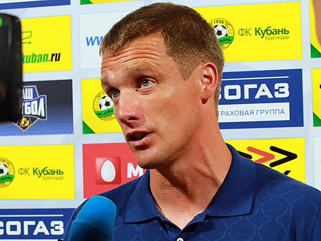 Виктор Гончаренко, по слухам, уже уволен из «Кубани»