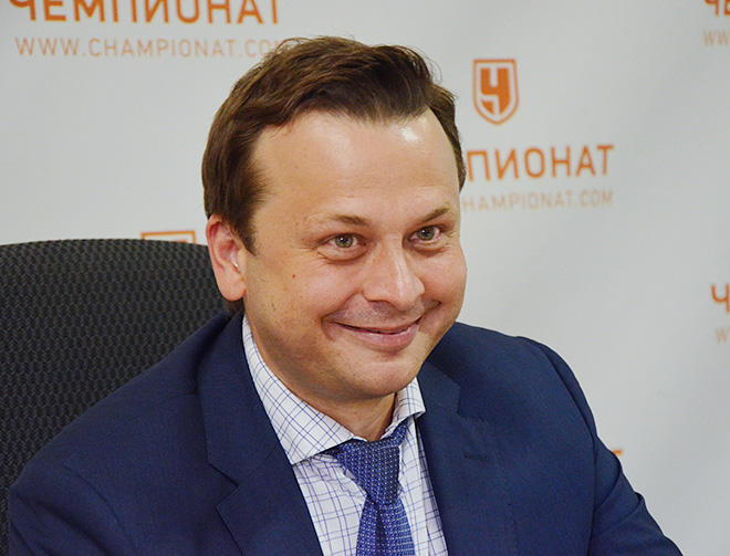 Илья Казаков в гостях у «Чемпионата»