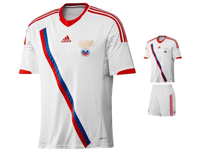 Форма сборной России Adidas