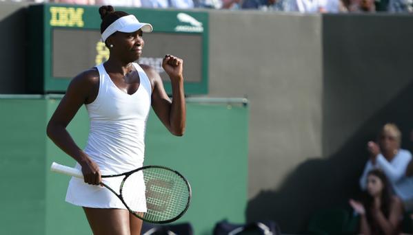 Винус Уильямс довольно убедительно победила, но встретится ли она с сестрой в 1/8 финала?