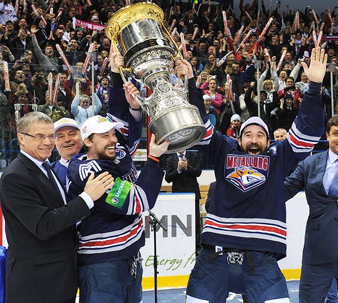 Сергей Мозякин и Данис Зарипов