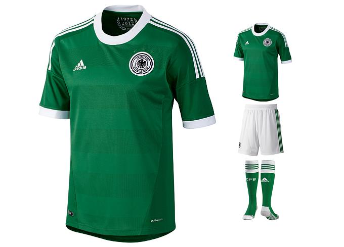 Форма сборной Германии Adidas