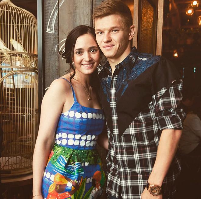 Виктория и Олег Шатовы