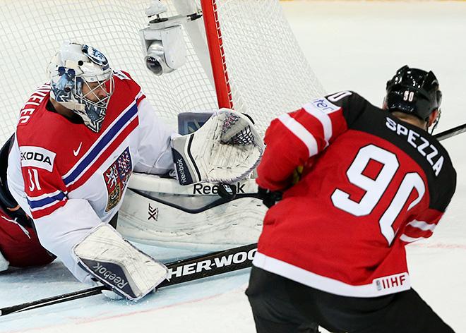Канада — Чехия