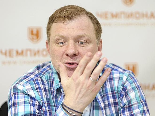 Алексей Жамнов в гостях у «Чемпионата»