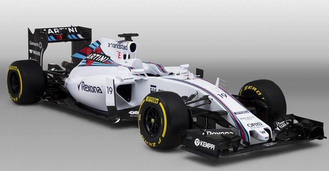 Williams FW37