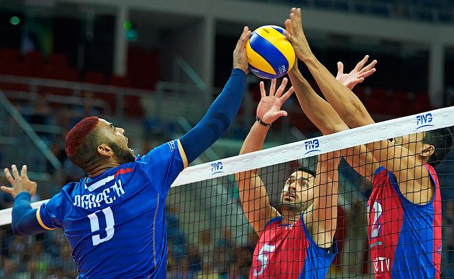 Франция переиграла Пуэрто-Рико – 3:0