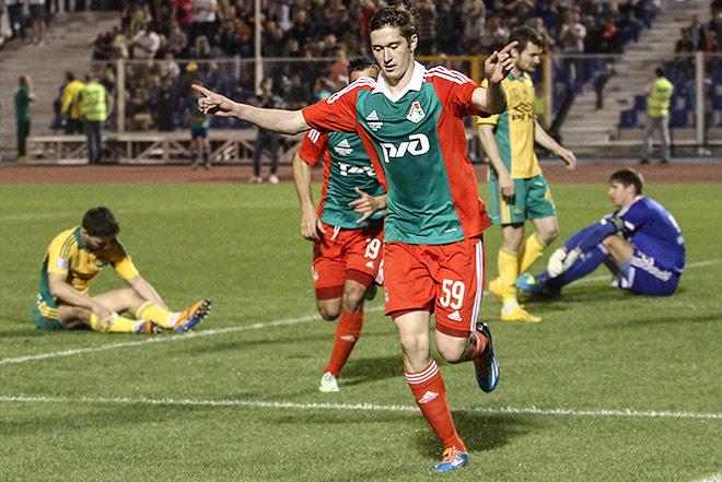 Гол Алексея Миранчука поставил точку в финале Кубка России