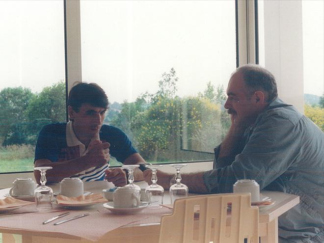 Интервью с Джамолидином Абдужапаровым перед стартом «Тур де Франс-1993»