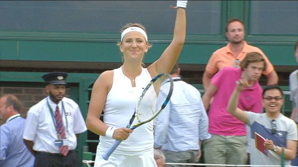 Виктория Азаренко вполне может быть довольна своей игрой во втором круге.
