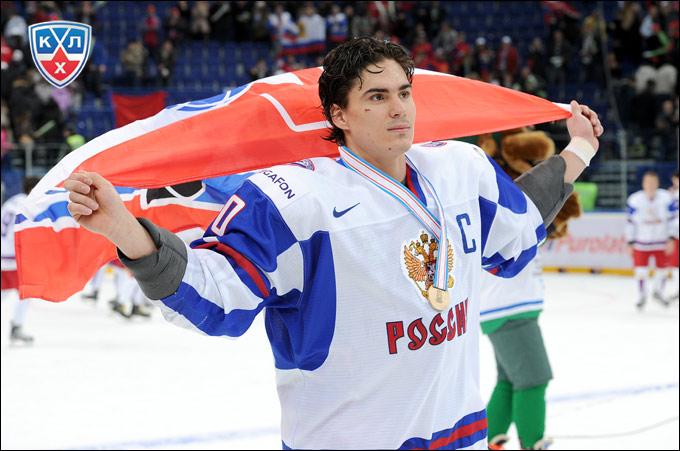 Наиль Якупов — чемпион мира в составе молодёжной сборной России