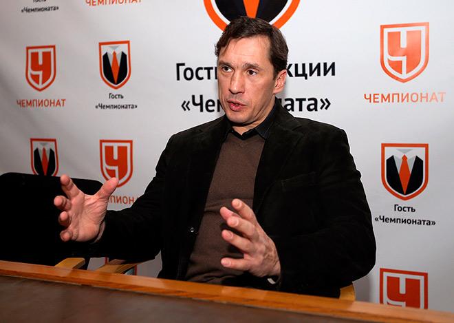 Вячеслав Козлов: «Спартак» всегда играл в красивый и комбинационный хоккей