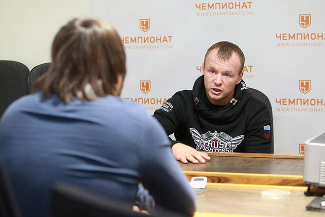 Константин Устьянцев и Александр Шлеменко