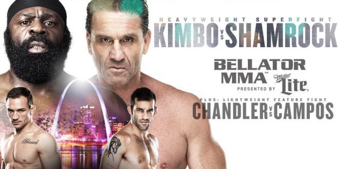 Постер к турниру Bellator 138