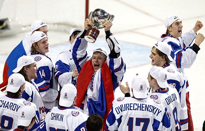 МЧМ-2011. Финал. Канада – Россия – 3:5