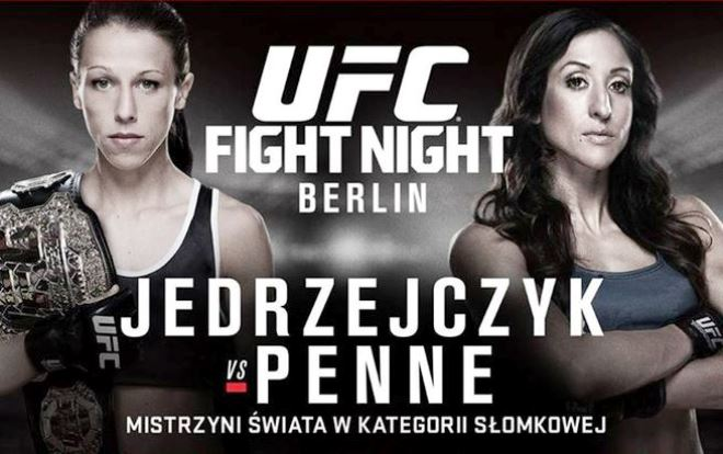 Постер к турниру UFC Fight Night 69