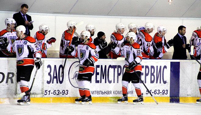 Ангарский «Ермак», завершив «регулярку» на 12-м месте, начал плей-офф с двух выездных побед