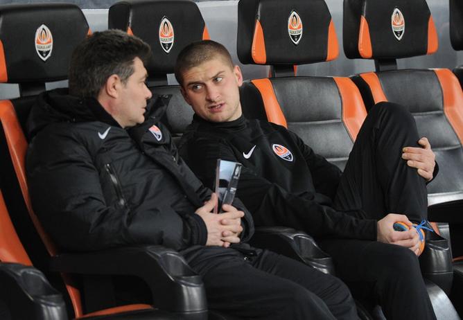 Глущенко и Ракицкий