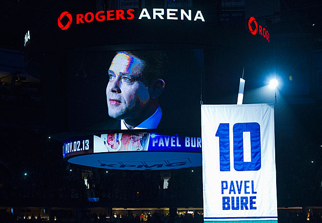 Павел Буре долгое время был рекордсменом по количеству Матчей звёзд