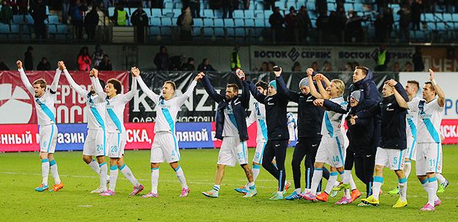 В целом «Зенит» в матче, в котором команда не переиграла другую, а воспользовалась ошибкой соперника, просто оказался более успешен