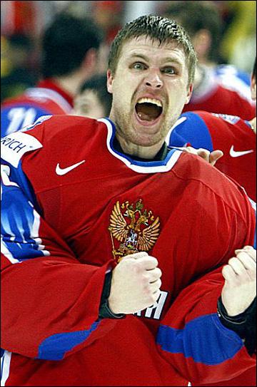 Илья Брызгалов — чемпион мира. Берн, 2009 год