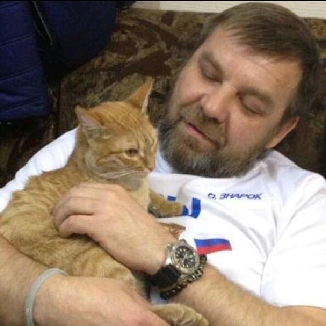 Олег Знарок и Машка