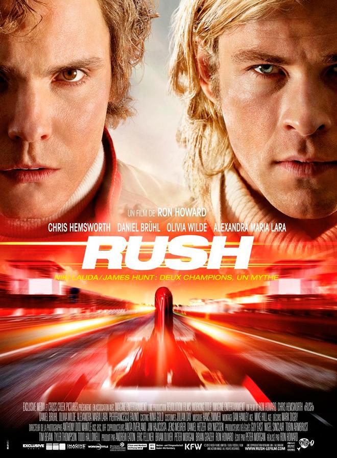 «Гонка»/«Rush» (2013, США, Германия, Великобритания)