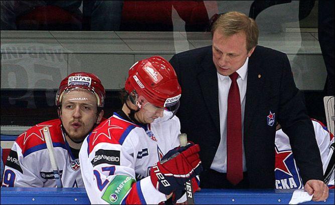 Сергей Немчинов — главный тренер или генеральный менеджер?