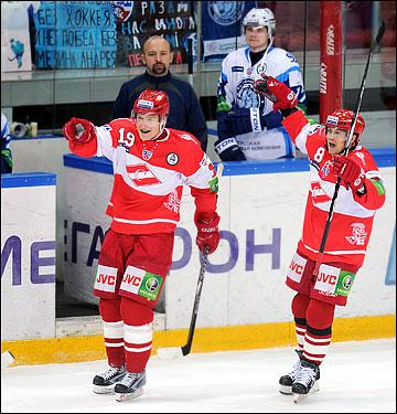 Михаил Юньков и Егор Михайлов