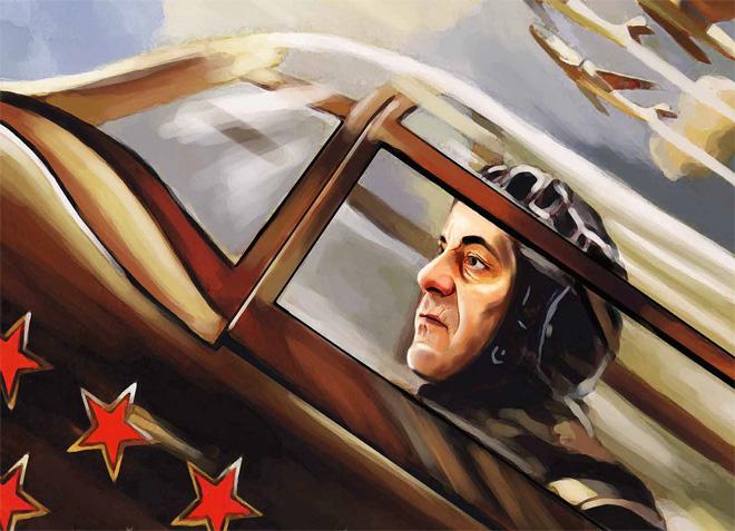 Главный тренер «Сокола» Андрей Мартемьянов