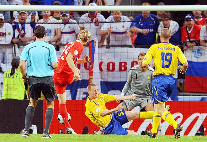 Россия – Швеция