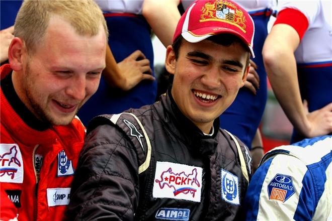 Первый кольцевой титул Айдар завоевал в прошлом году, став чемпионом Татарстана