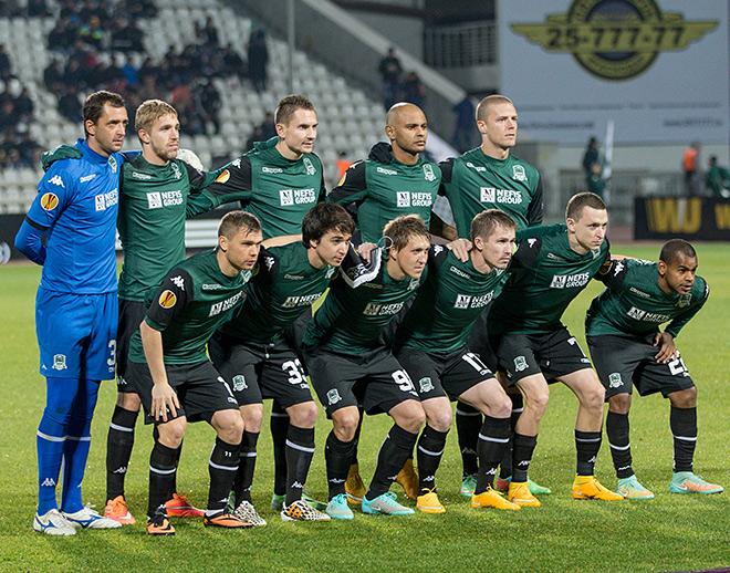 «Краснодар» в этом сезоне претендует на медали