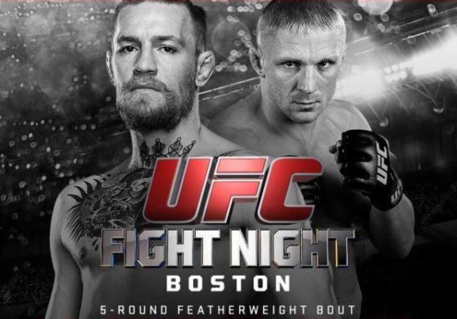 Постер к турниру UFC Fight Night 59