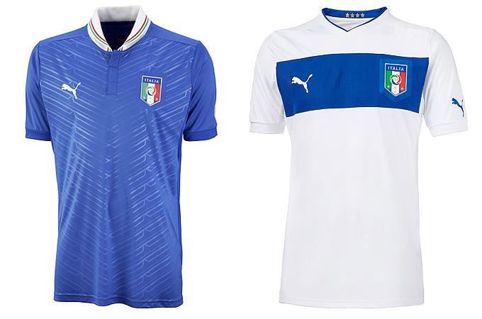Форма сборной Италии Puma