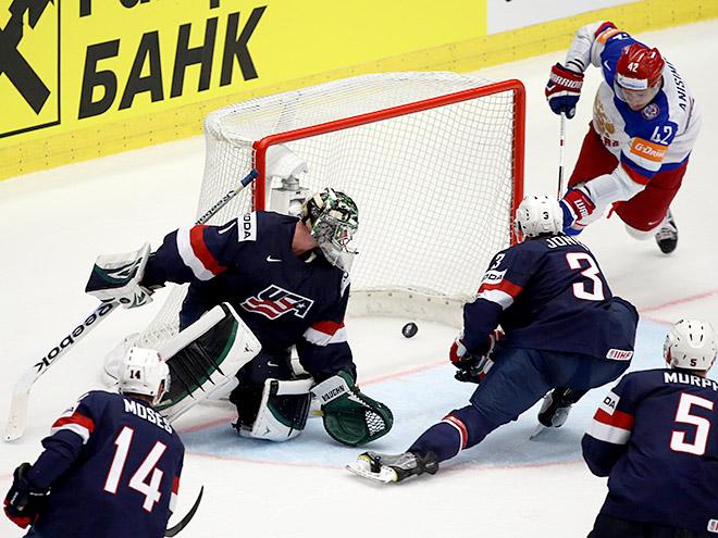 России нужно надеяться на то, что сборная США потеряет очки в играх со Словенией и Словакией