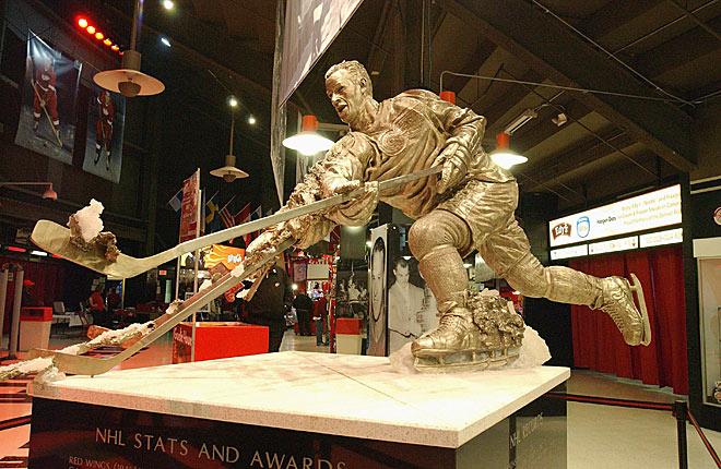 Горди Хоу — рекордсмен по количеству Матчей звёзд за всю историю НХЛ