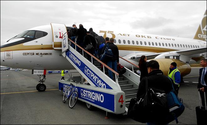 29 сентября 2014 года. Нижний Новгород. «Торпедо» вылетает в дальневосточно-сибирское турне
