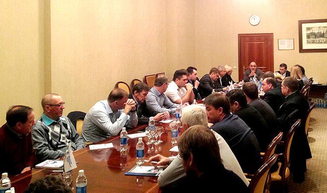 Встреча руководителей клубов ВХЛ «без галстуков»