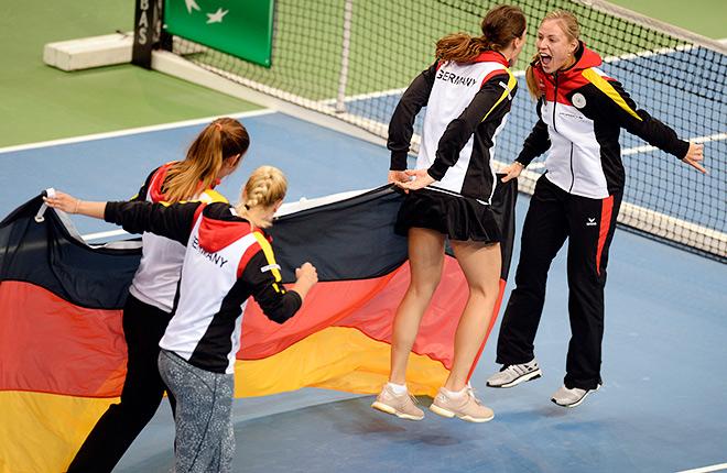 Петкович вывела Германию в полуфинал