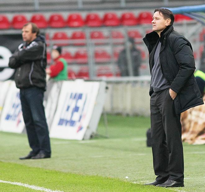 Дмитрий Аленичев вывел «Арсенал» в Премьер-Лигу