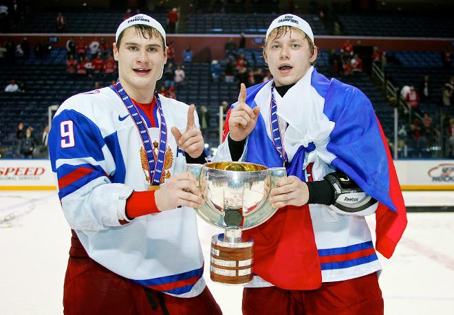 Дмитрий Орлов и Владимир Тарасенко