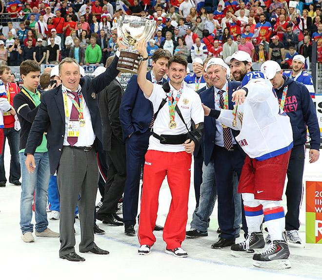 Андрей Сафронов, Андрей Локтионов и Данис Зарипов