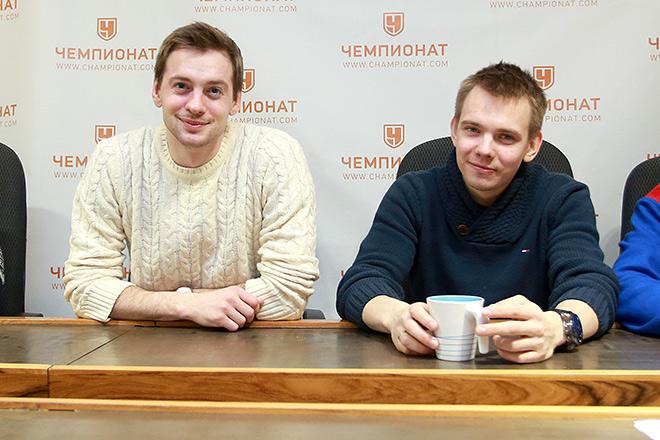 Александр Соколовский и Иван Дубровский