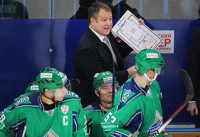 Владимир Юрзинов-младший остаётся главным тренером «Салавата»