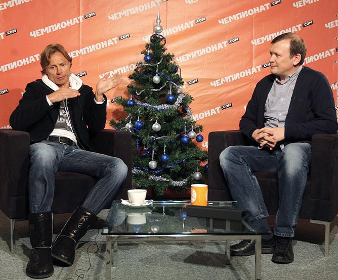 Валерий Карпин: Поставил себе как гендиректору ультиматум (Видео)